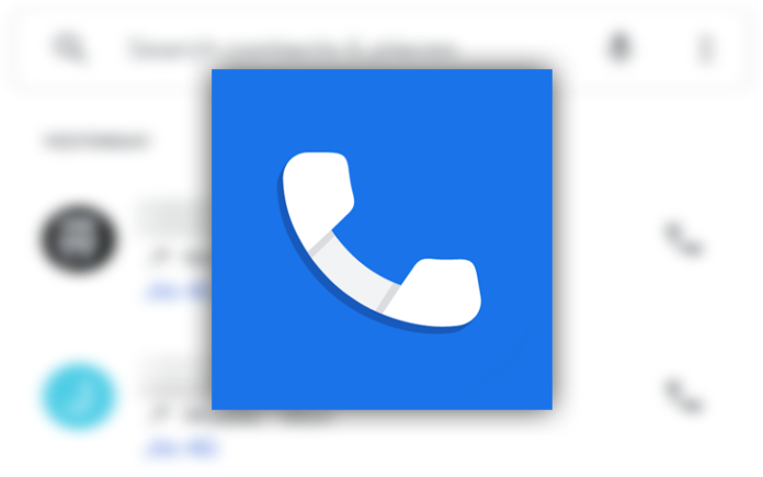 Aplikasi Google Phone