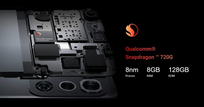 Spesifikasi Oppo Reno5 4G