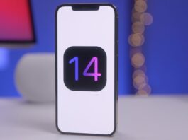 Update iOS 14.4