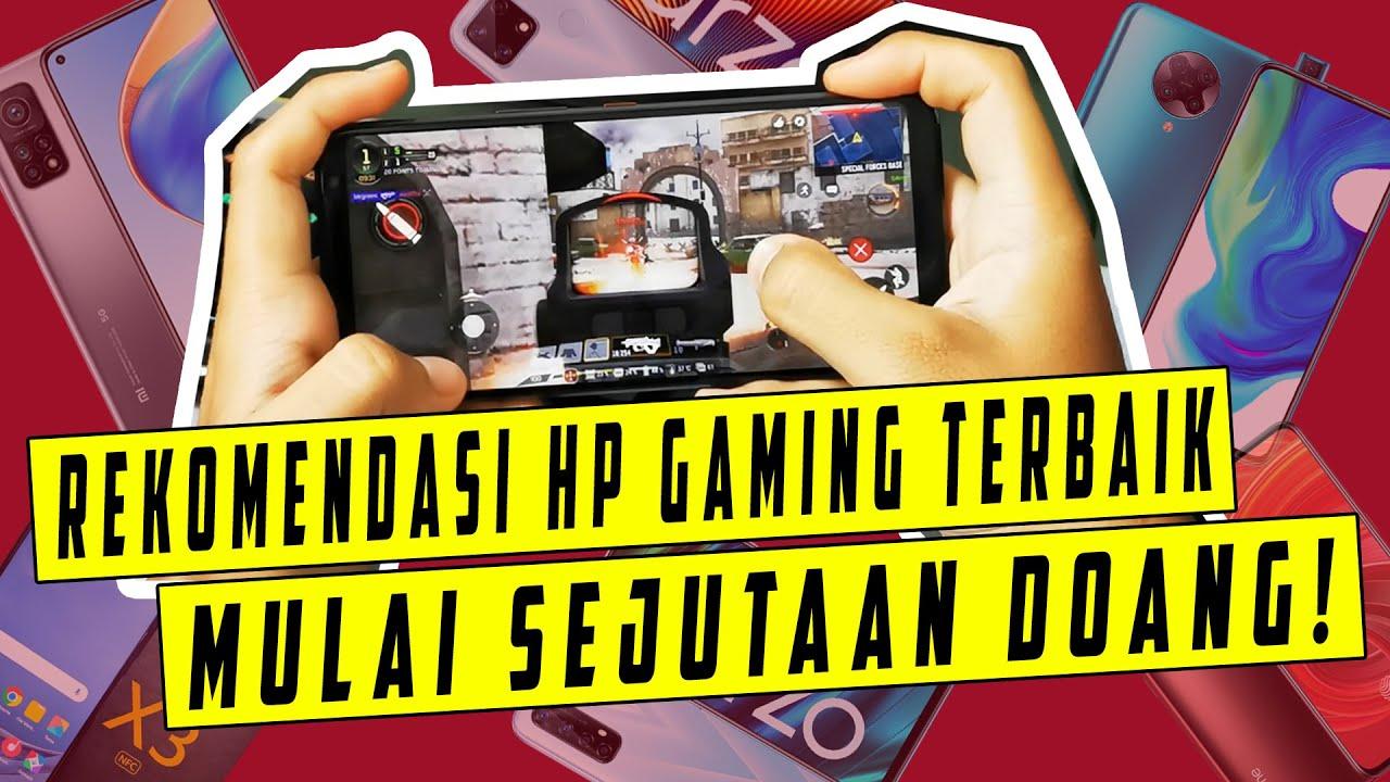 PALING GACOR!! HP Gaming Terbaik: Mulai Harga Sejutaan!