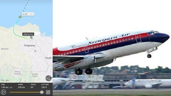 Beredar Daftar Manifest Penumpang Pesawat Sriwijaya Air SJ182