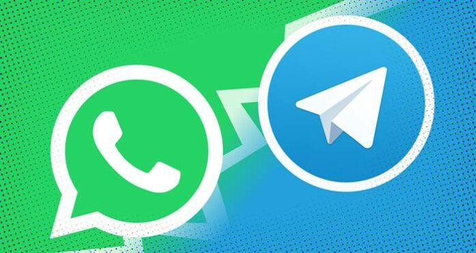 Fitur Telegram Impor Chat WhatsApp