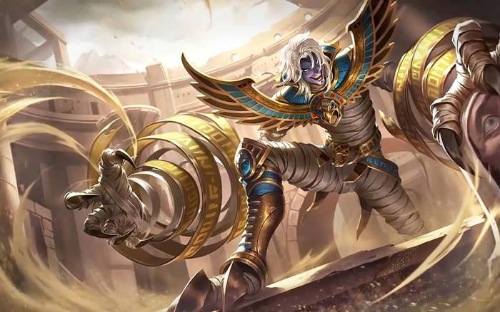 Khufra Hero terkuat mobile legends