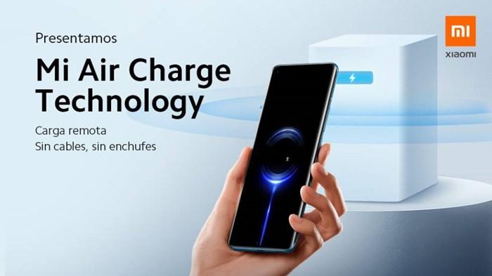 Canggihnya Xiaomi Mi Air Charge, Ngecas Nirkabel via Udara