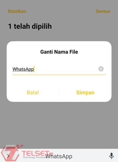 Cara Download WA GB