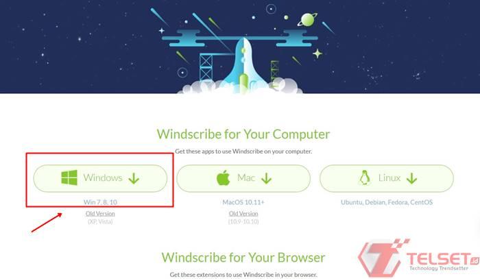 Cara Menggunakan VPN PC Laptop