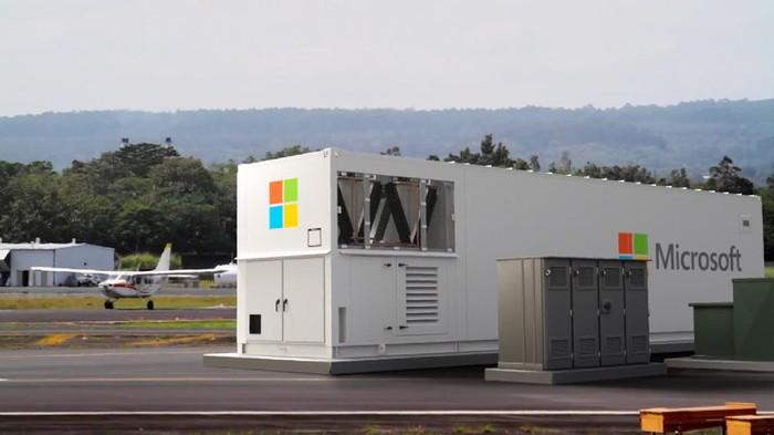 Data Center Microsoft Indonesia
