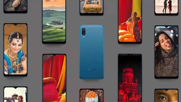 Spesifikasi Harga Samsung Galaxy M02