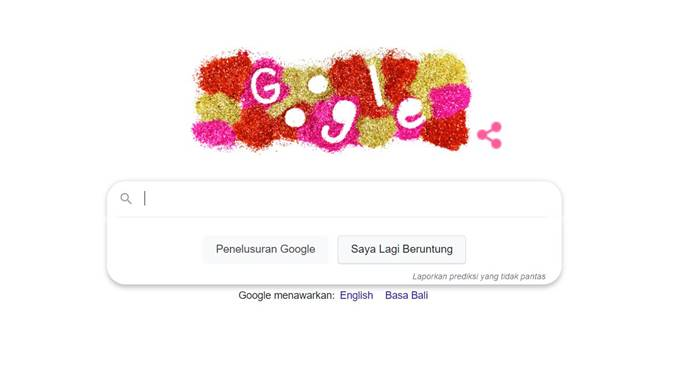 Google Doodle Hari Valentine