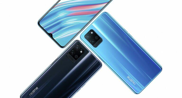 Realme V11 Diperkenalkan, HP 5G Murah Harga Rp 2 Jutaan