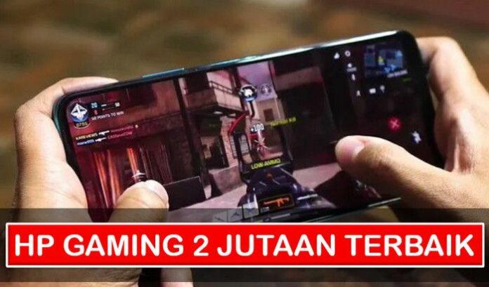 HP Gaming 2 Jutaan Terbaik