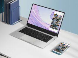 Huawei MateBook D14 Intel