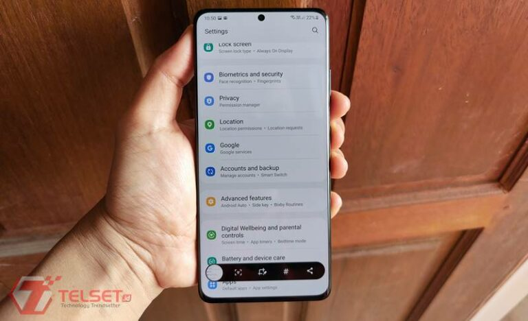 4 Cara Screenshot HP Samsung di Semua Tipe, Update 2021