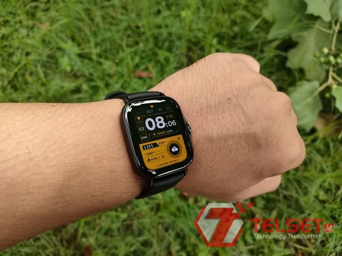 Review Amazfit GTS 2e: Desain Simpel tapi Kaya Fitur
