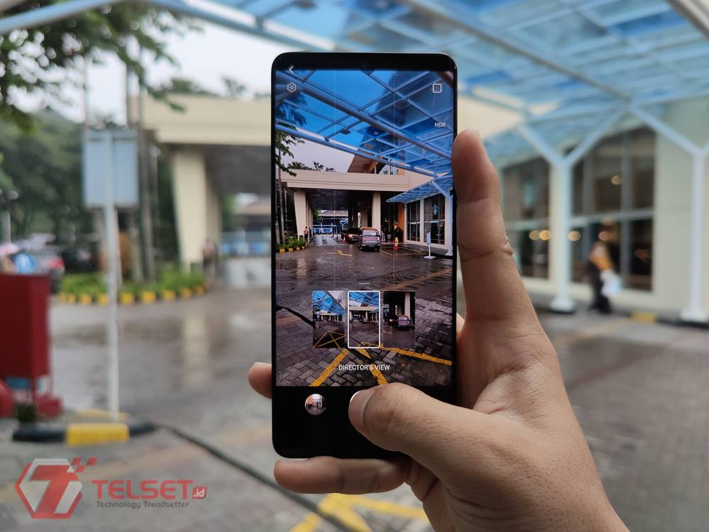 Kamera Samsung Galaxy S21 Ultra 5G