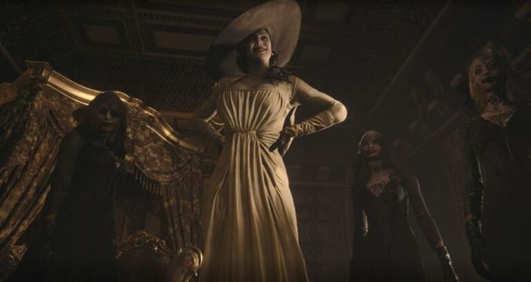 Cerita di Balik Seramnya Karakter Lady Dimitrescu di Resident Evil Village