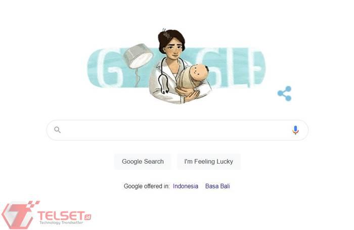 Mengenal Marie Thomas yang Tampil di Google Doodle