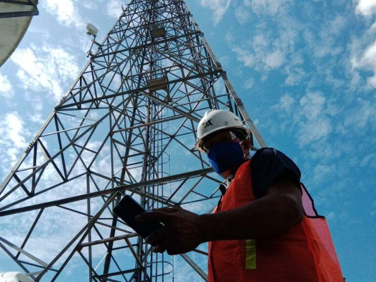 XL Axiata Sukses Gelar Uji Coba Open RAN di Ambon