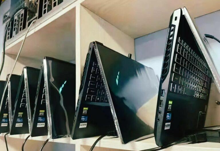 Ethereum Naik, Penambang Mata Uang Kripto Borong Laptop Gaming