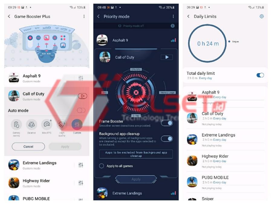 Galaxy S21 Ultra 5G gaming
