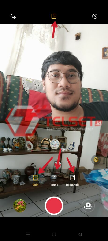 dual view video oppo reno5