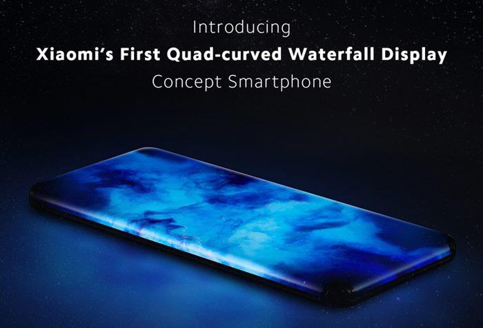 Konsep smartphone Xiaomi