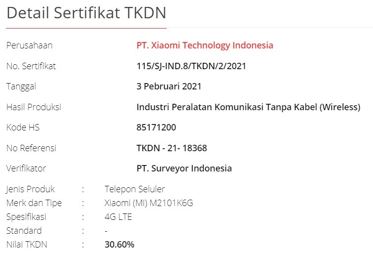Redmi Note 10 Pro Indonesia