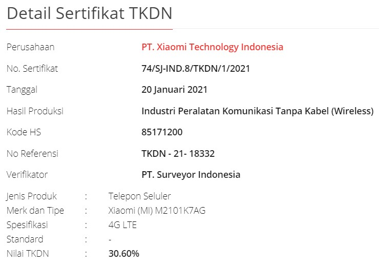 Redmi Note 10 Indonesia