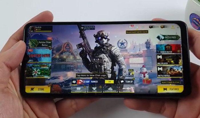 Smartphone gaming 2 jutaan