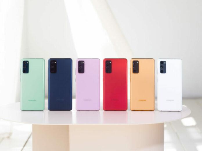 Warna Samsung Galaxy S21 FE 5G