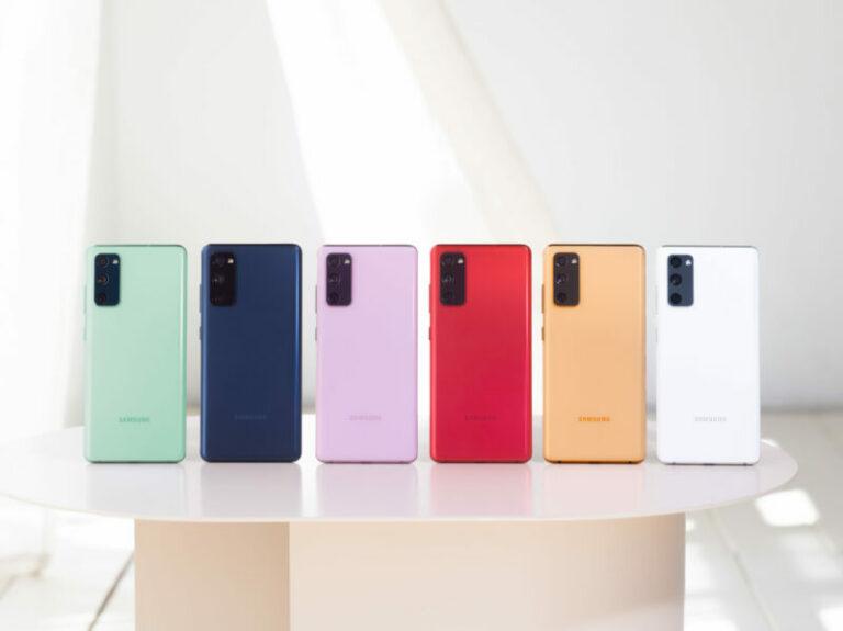 Bocoran Poster Ungkap Pilihan Warna Samsung Galaxy S21 FE