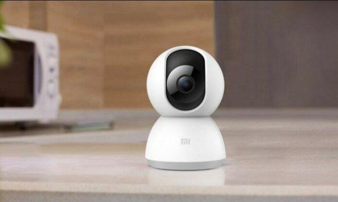 Xiaomi IoT Kamera keamanan router