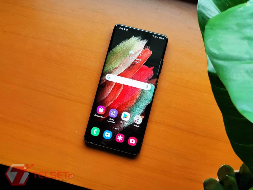Single Take Samsung Galaxy S21 Ultra 5G