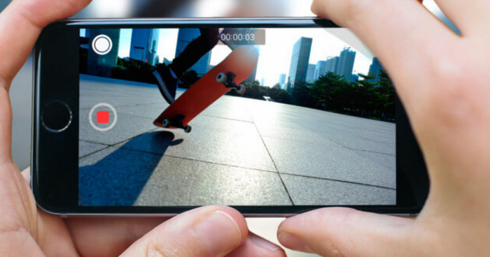 meningkatkan kualitas video iPhone