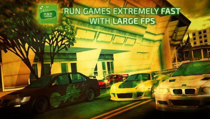 Emulator PSP ringan terbaik Android