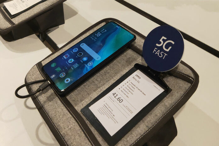Teknologi 5G Oppo