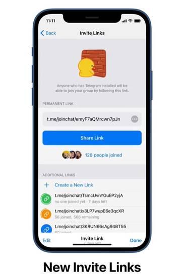 Update Fitur Terbaru Telegram