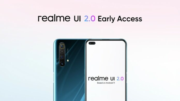 Update Realme Android 11