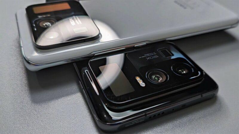 Desain Xiaomi Mi 11 Ultra
