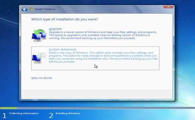 Cara Install Ulang Windows 7 Melalui CD