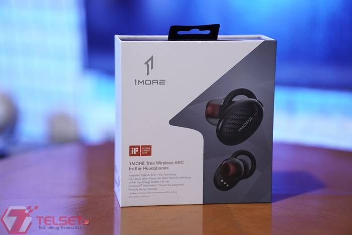 Review 1More True Wireless ANC: Baterai Tahan Lama, Kualitas Suara Top