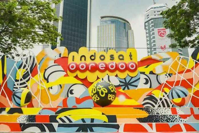 Pendapatan Indosat Ooredoo 2020
