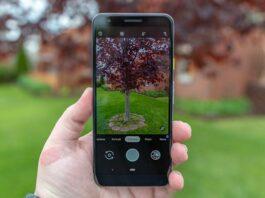 Cara mematikan suara shutter kamera Android