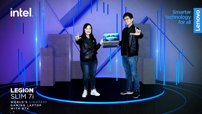 Lenovo Legion Slim 7i Tiba di Indonesia, Laptop Gaming Teringan di Dunia