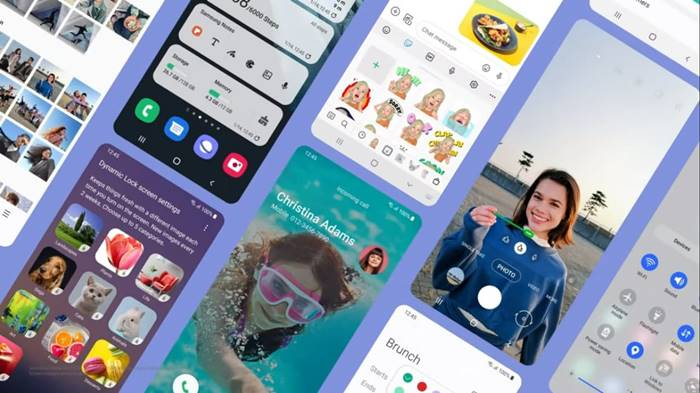 Fitur Update Samsung One UI 3.1