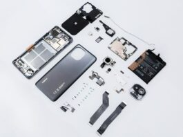 Teardown Xiaomi Mi 11 Indonesia
