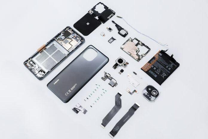 Teardown Xiaomi Mi 11 Indonesia