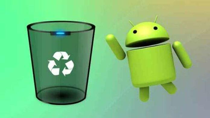Aplikasi Recycle Bin Android