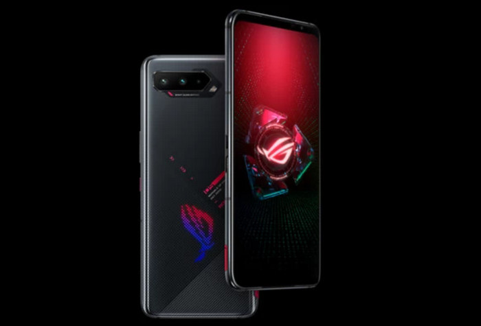 Asus ROG Phone 5 JerryRigEverything