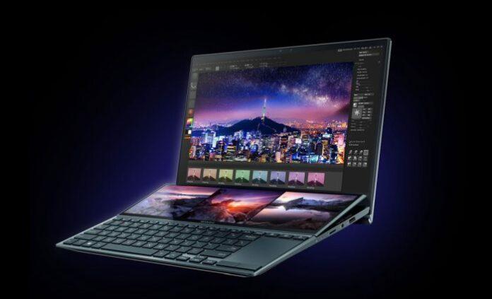 Laptop Asus ZenBook Terbaru Indonesia